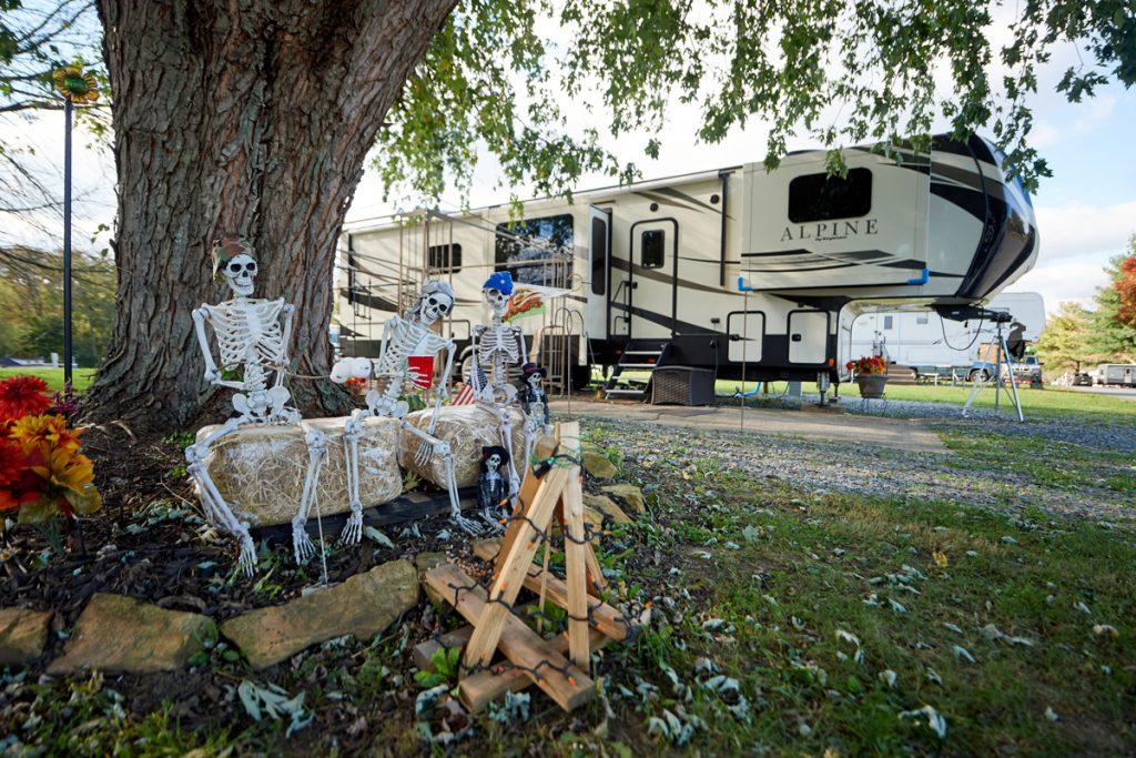 Circle M RV campground