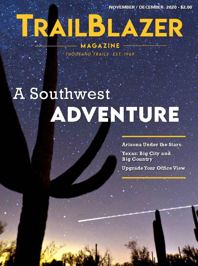TrailBlazer Magazine