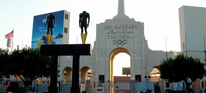 la olympic coliseum